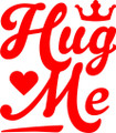 Hug Me Girl's Room - Wall Decals & Stickers