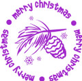 Merry Christmas - Wall Decals & Stickers