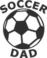Wall Decals and Stickers - Soccer dad (3)