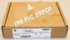 BRAND NEW Allen Bradley 1756-LSP F/W 1.10 GUARDLOGIX SAFETY MODULE MFG 2014