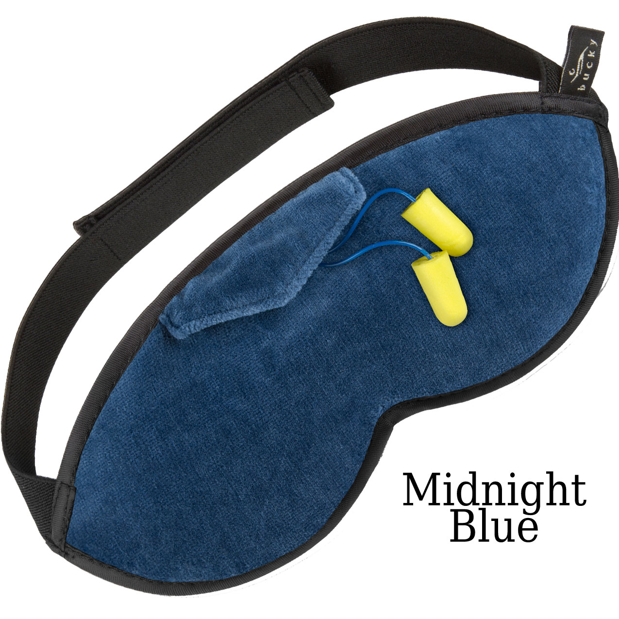 Bucky Shades Sleep Mask | Midnight Blue