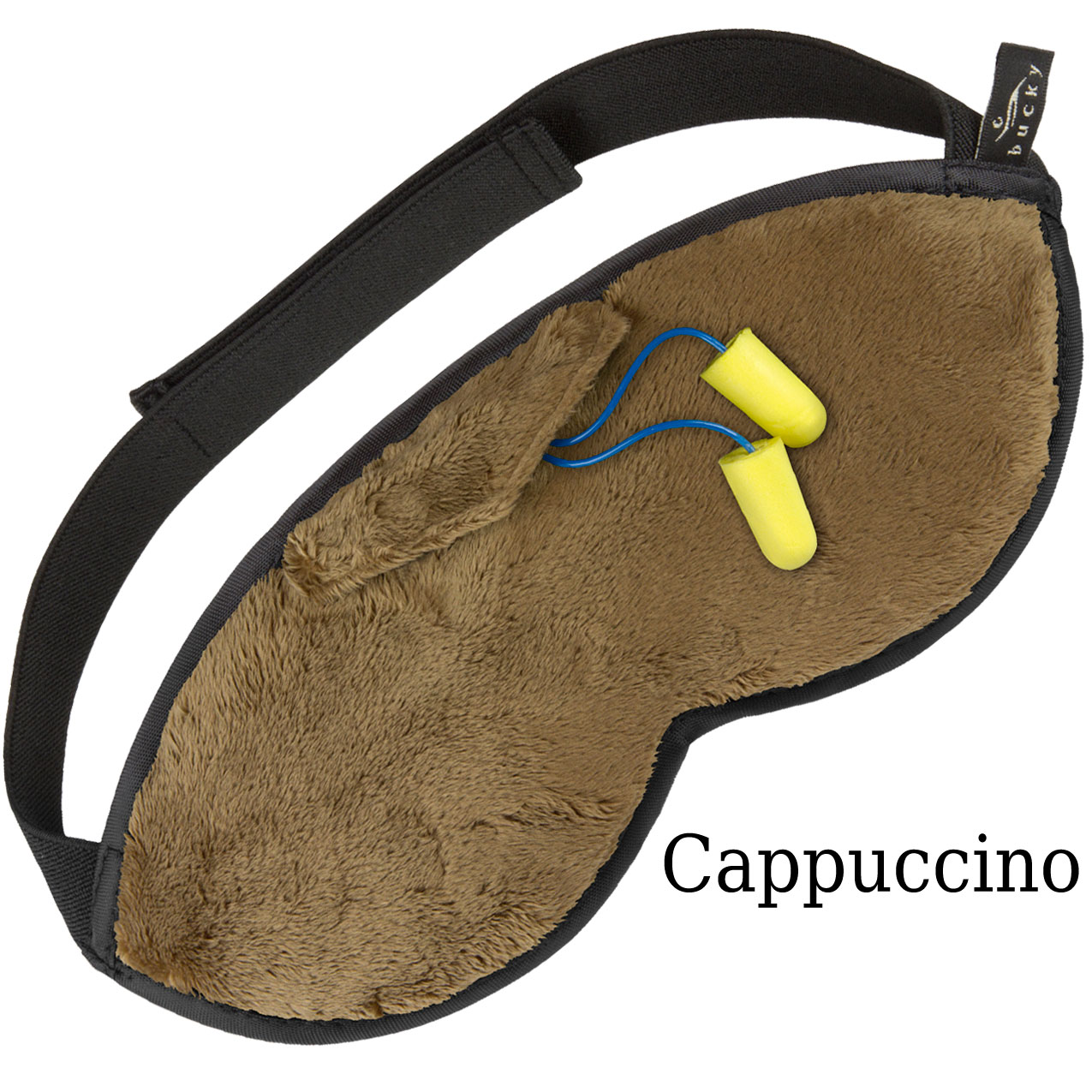 Bucky Shades Sleep Mask | Cappuccino