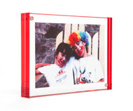 Primary Edge Magnet Frame (Red)