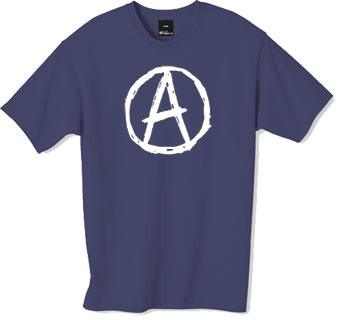 Anarchy Punk Rock t shirt
