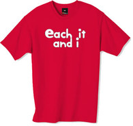 each it and I tshirt