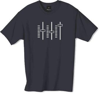 Volume control tshirt