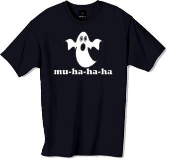 mu ha ha tshirt