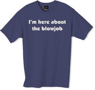 Blow Job tshirt