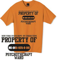 Psycho Ward tshirt
