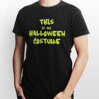 This is my Halloween Costume funny tshirt for an easy way to dress up for Halloween