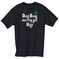 Ding Dong merrily get high tshirt