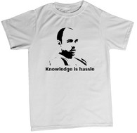 Karl Pilkington tshirt