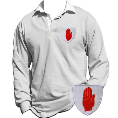 Ulster retro rugby shirt