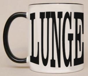 CLUNGE mug