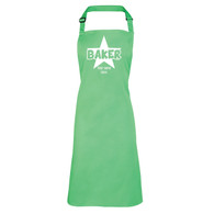 star design baker apron gift idea for christmas gift or birthday present