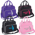 Cheerleader Personalised Girls Shoulder Bag Free Printing Cheer Accessories