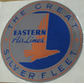 Eastern Air Lines Vintage Logo Sticker