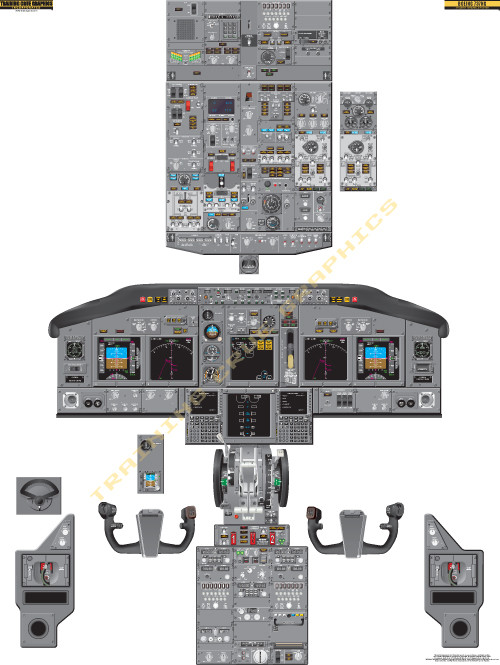 737 800 cockpit layout pictures to pin on pinterest