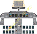 Bombardier CRJ 100/200 Single FMS Poster