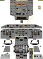 Bombardier Dash 8-300 EM Poster