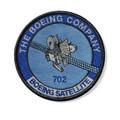 Boeing 702 Boeing Satellite Patch