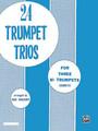 24 Trumpet Trios [Alf:00-PROBK00613]