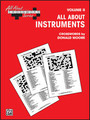 All About . . . Crossword Series, Volume II -- All About Instruments [Alf:00-SVB00107]