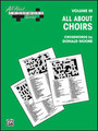 All About . . . Crossword Series, Volume III -- All About Choirs [Alf:00-SVB00108]