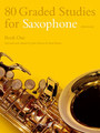 80 Graded Studies for Saxophone, Book 1 [Alf:12-0571510477]