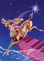 Greeting Cards: Reindeer (Pack of 12) [Alf:44-4415PK]