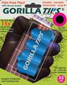 Gorilla Tips Fingertip Protectors Blue Size Extra Small [Alf:98-GT100BLU]