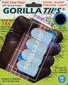 Gorilla Tips Fingertip Protectors Clear Size Medium [Alf:98-GT102CLR]