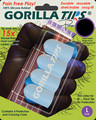 Gorilla Tips Fingertip Protectors Clear Size Large [Alf:98-GT103CLR]