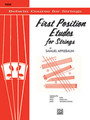 Applebaum, First Position Etudes for Strings [Alf:00-EL02024]