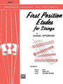 Applebaum, First Position Etudes for Strings [Alf:00-EL02025]