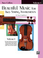 Applebaum, Beautiful Music for Two String Instruments, Book I [Alf:00-EL02201]