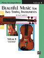 Applebaum, Beautiful Music for Two String Instruments, Book II [Alf:00-EL02211]
