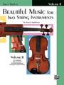 Applebaum, Beautiful Music for Two String Instruments, Book II [Alf:00-EL02212]