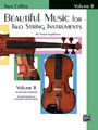 Applebaum, Beautiful Music for Two String Instruments, Book II [Alf:00-EL02213]