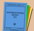 Borghi, Duet in G major, Opus 5, No. 3 [Int:1220]