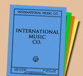 Bizet, Jeux d'Entants for Flute, Clarinet & Piano [Int:3461]