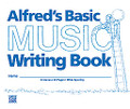"Alfred's Basic Music Writing Book (8"" x 6"") [Alf:00-200]"