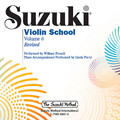 Suzuki Violin School Volume 6, Revised - CD [Alf:39269]