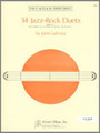 14 Jazz-Rock Duets (alto & tenor sax) [Ken:15840]
