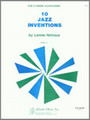 10 Jazz Inventions (tenors) [Ken:15880]