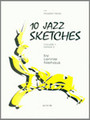 10 Jazz Sketches, Volume 1 [Ken:17255]