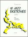 10 Jazz Sketches, Volume 1 [Ken:17614]