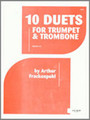 10 Duets For Trumpet And Trombone [Ken:18270]
