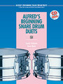 Alfred's Beginning Snare Drum Duets  [Alf:00-16930]