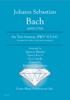 J.S. Bach - Six Trio Sonatas, BWV 525-530 (version for violin, viola and continuo) [GEM:GPL 174]